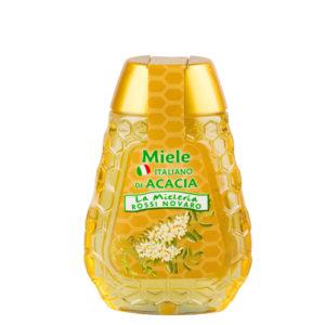 Barattolo di Miele di acacia, Linea Classica, Mieleria Rossi Novaro